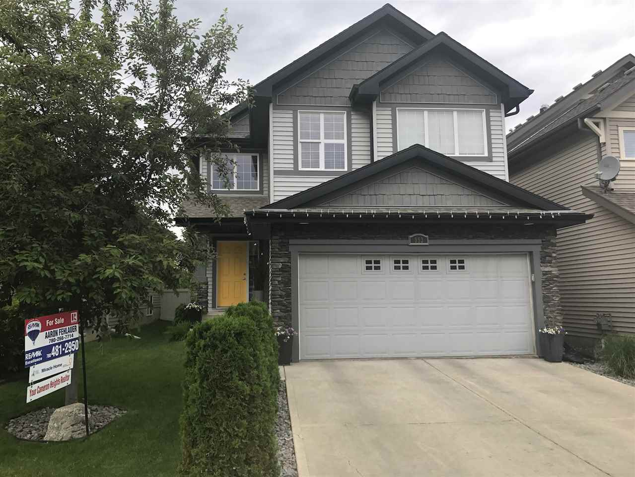 MLS® listing #E4154137 for sale located at 953 CHAHLEY Crescent