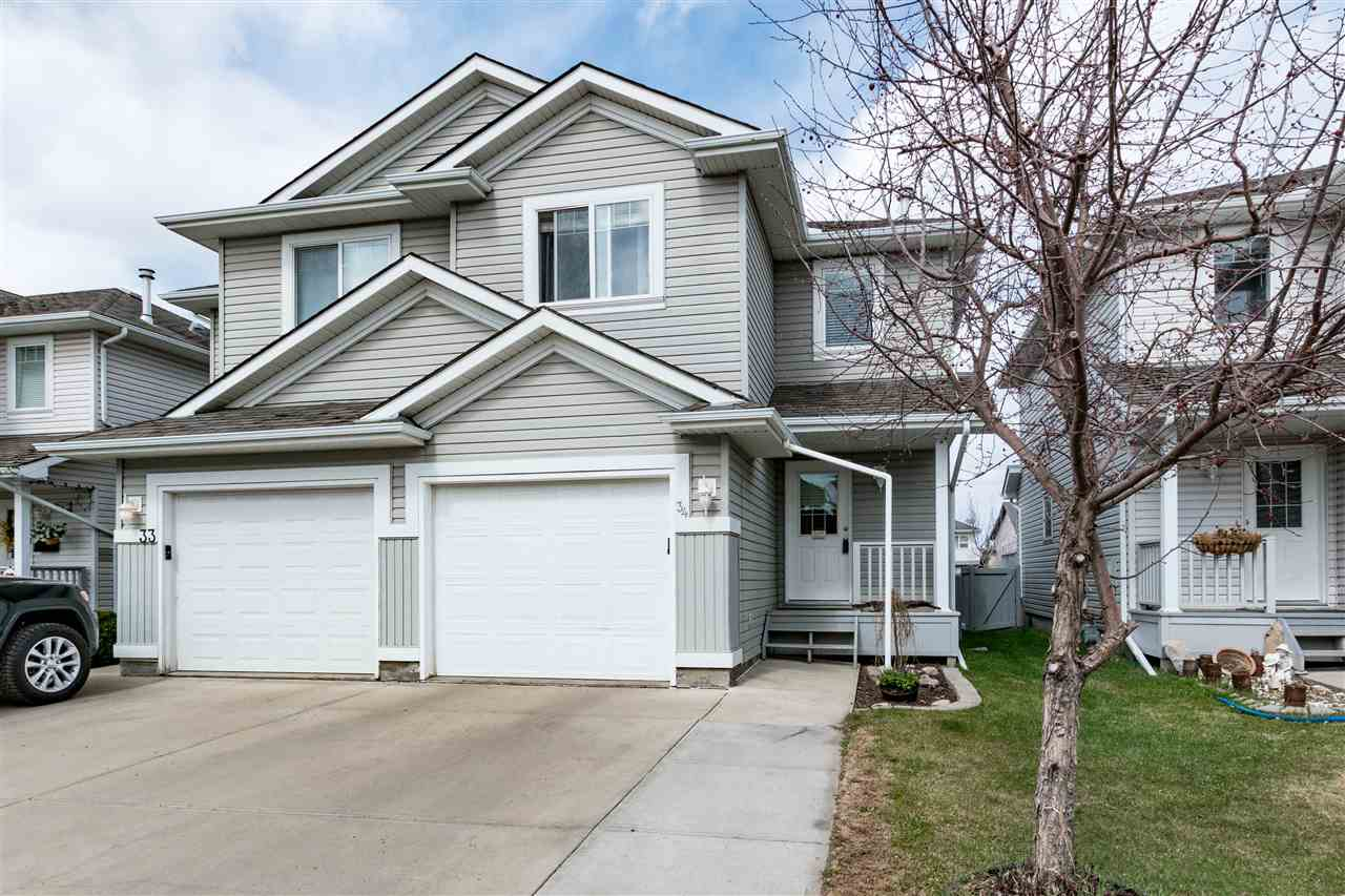 MLS® listing #E4154149 for sale located at 34 13403 Cumberland Road
