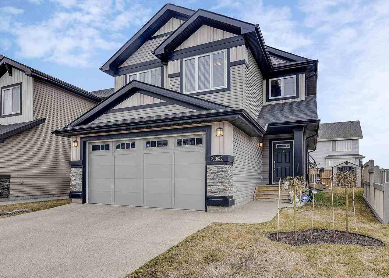 MLS® listing #E4154154 for sale located at 20623 98 Avenue