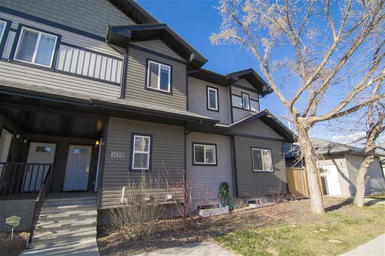 MLS® listing #E4154155 for sale located at 4 15120 102 Avenue