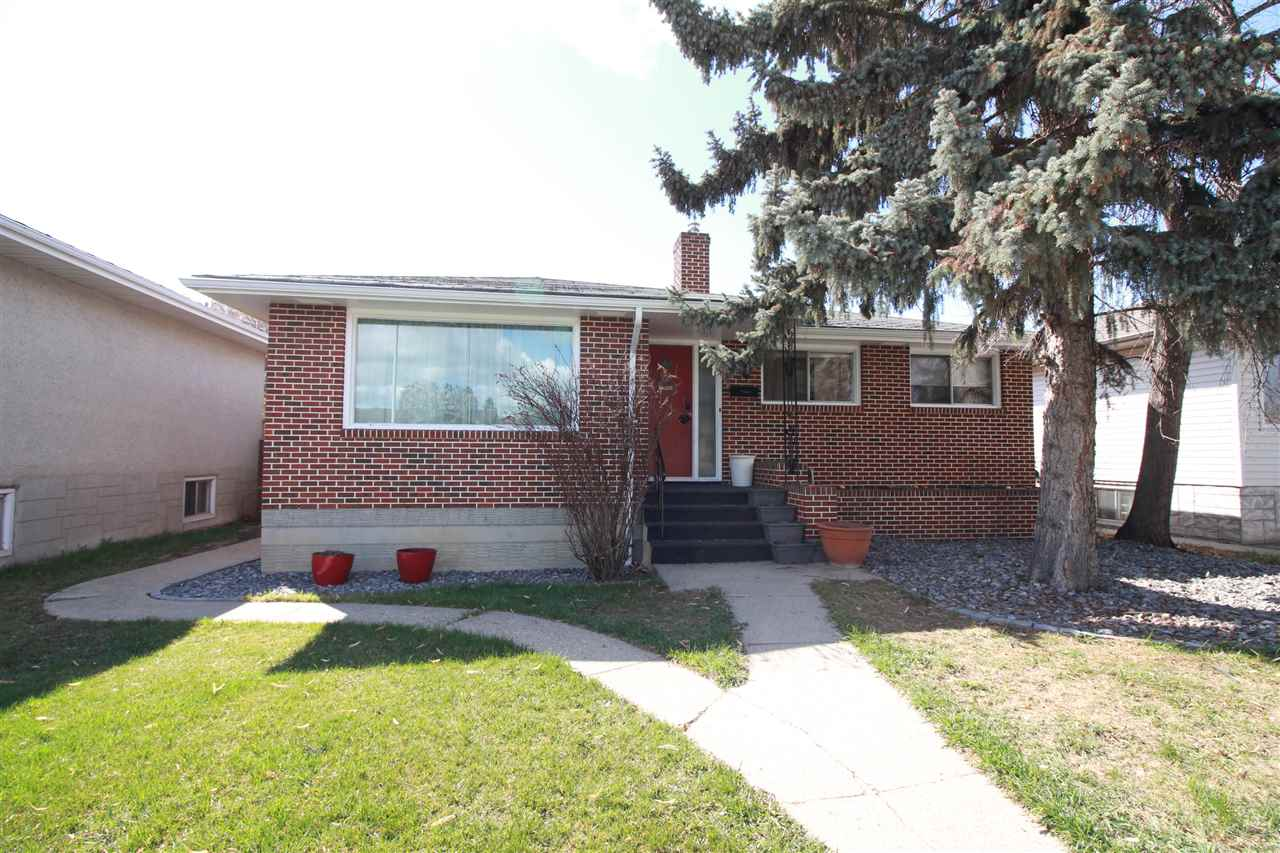 MLS® listing #E4154167 for sale located at 12728 129 Street