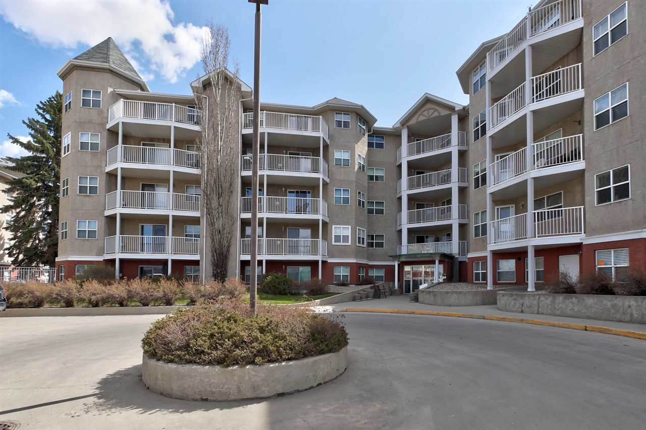 MLS® listing #E4154187 for sale located at #412 8315 83 Street