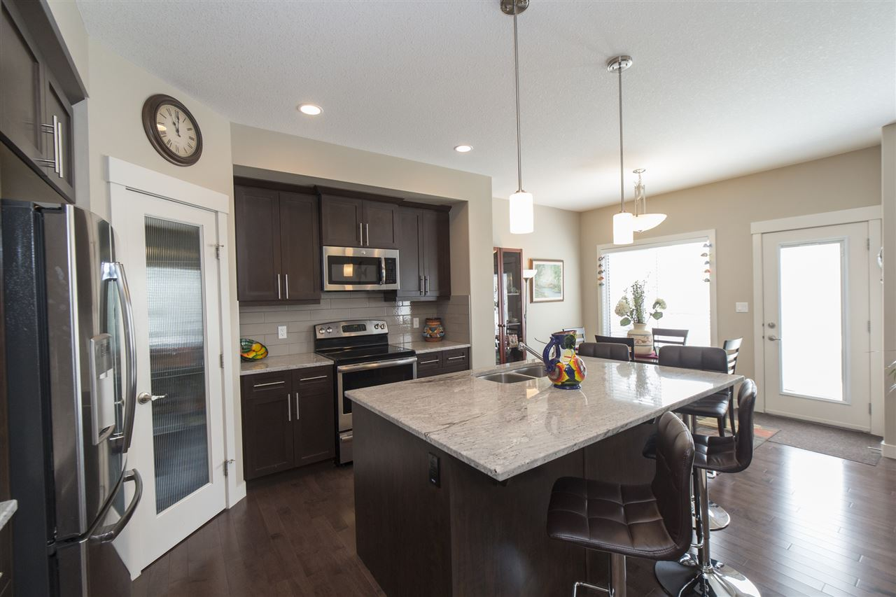 MLS® listing #E4154196 for sale located at 13817 138 Avenue