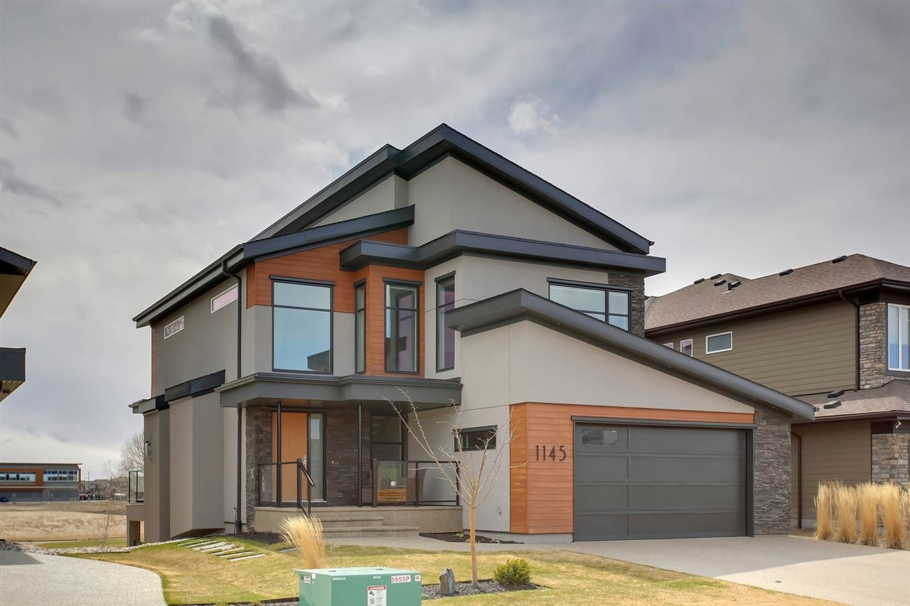 MLS® listing #E4154240 for sale located at 1145 HAINSTOCK Green