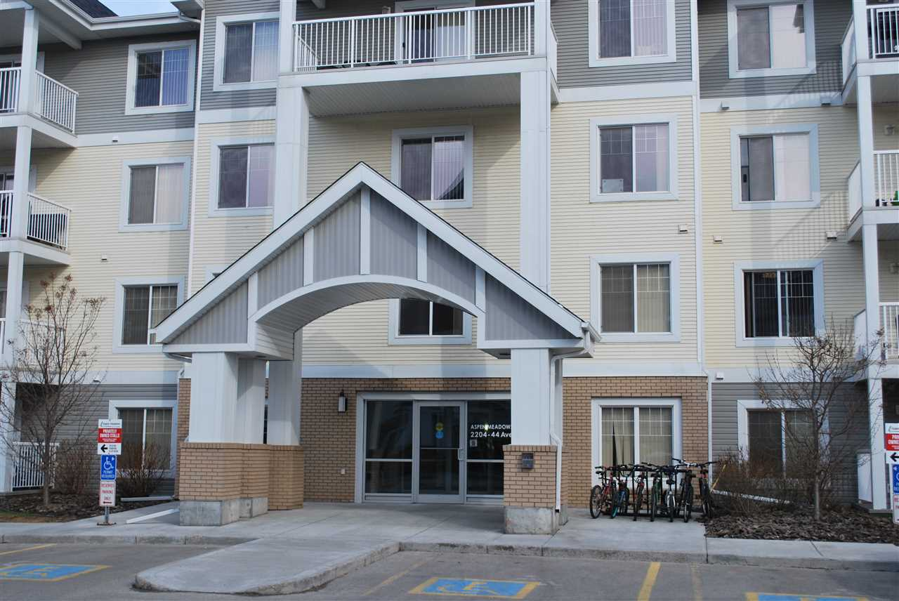 MLS® listing #E4154298 for sale located at 208 2204 44 Avenue