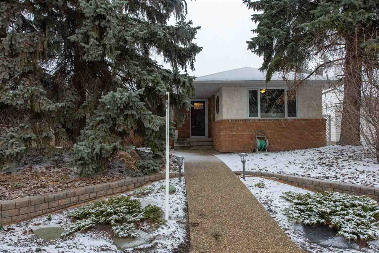 MLS® listing #E4154334 for sale located at 4708 107 Avenue