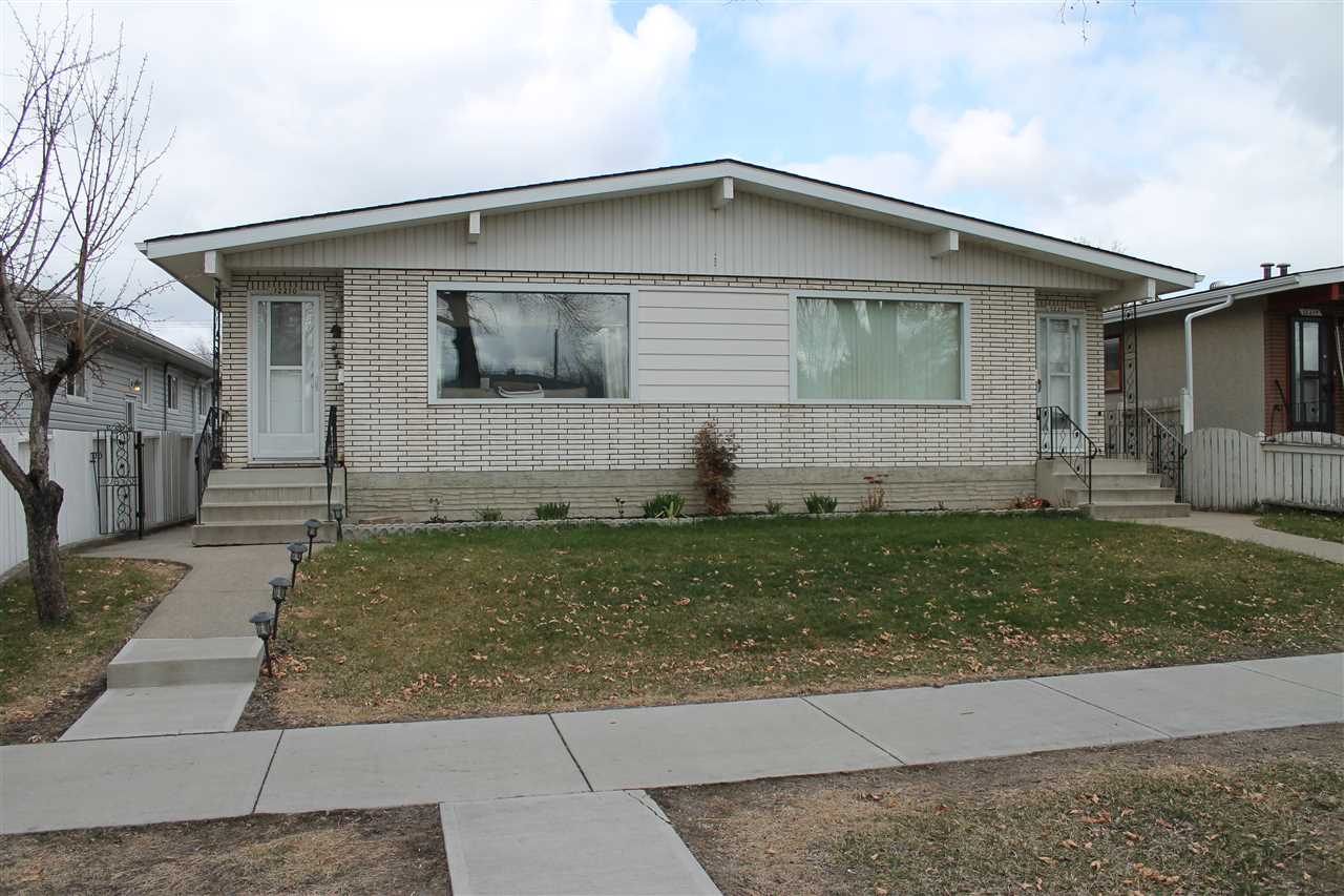 MLS® listing #E4154367 for sale located at 12210 & 12212 86 Street