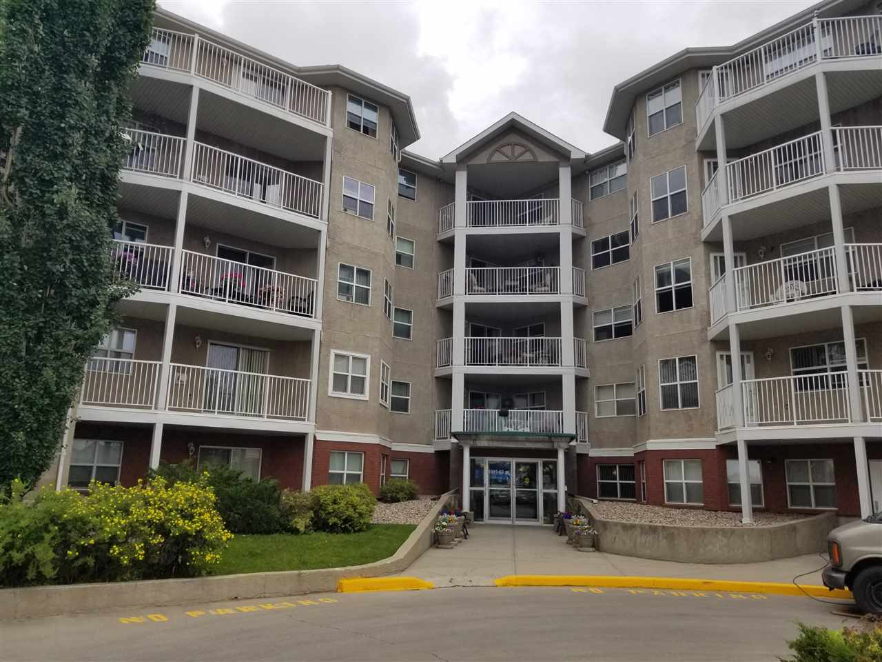 MLS® listing #E4154403 for sale located at 505 8315 83 Street NW