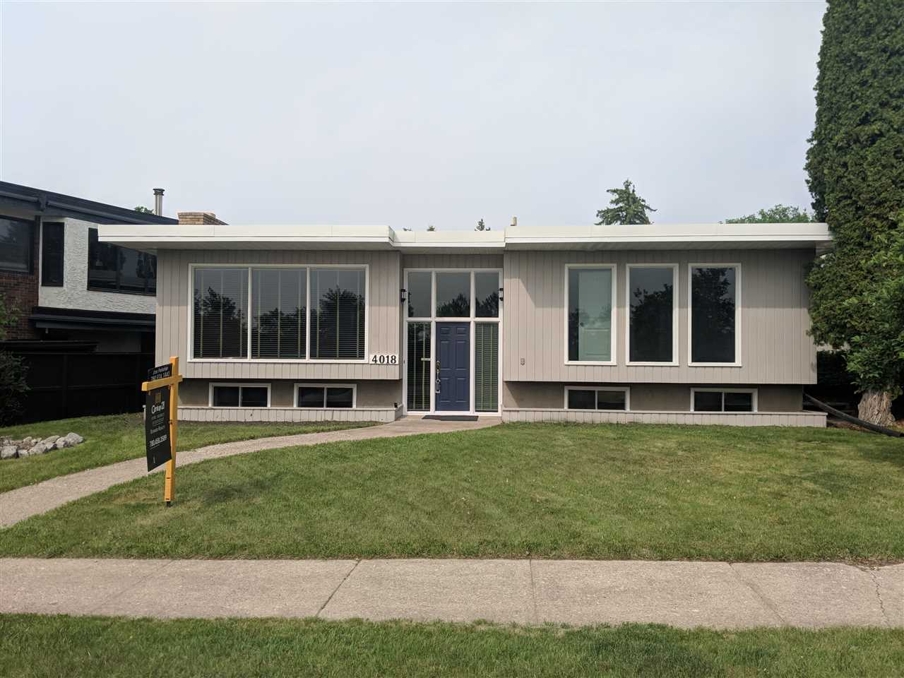 MLS® listing #E4154425 for sale located at 4018 Ada Boulevard