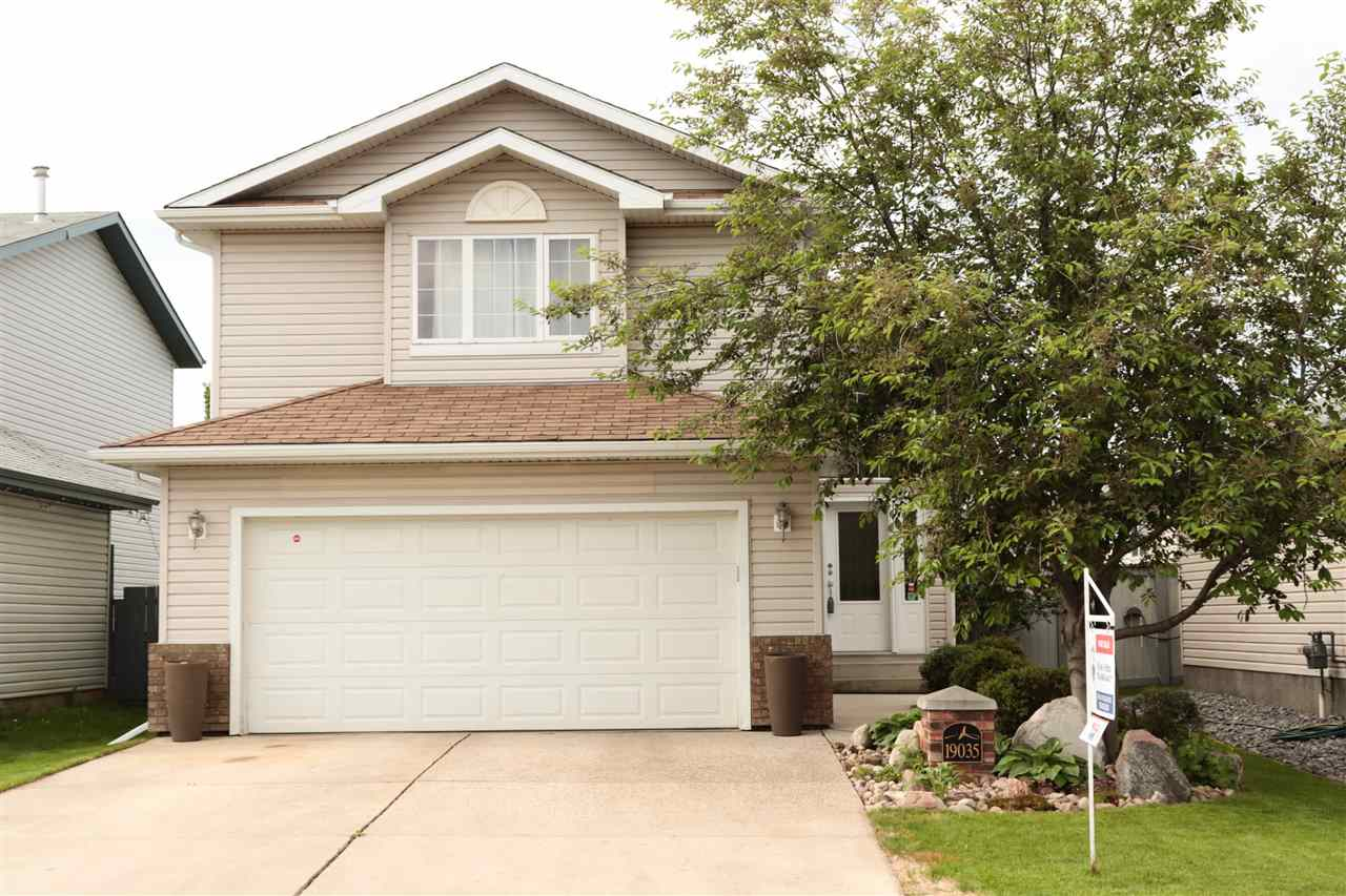 MLS® listing #E4154487 for sale located at 19035 50 Avenue