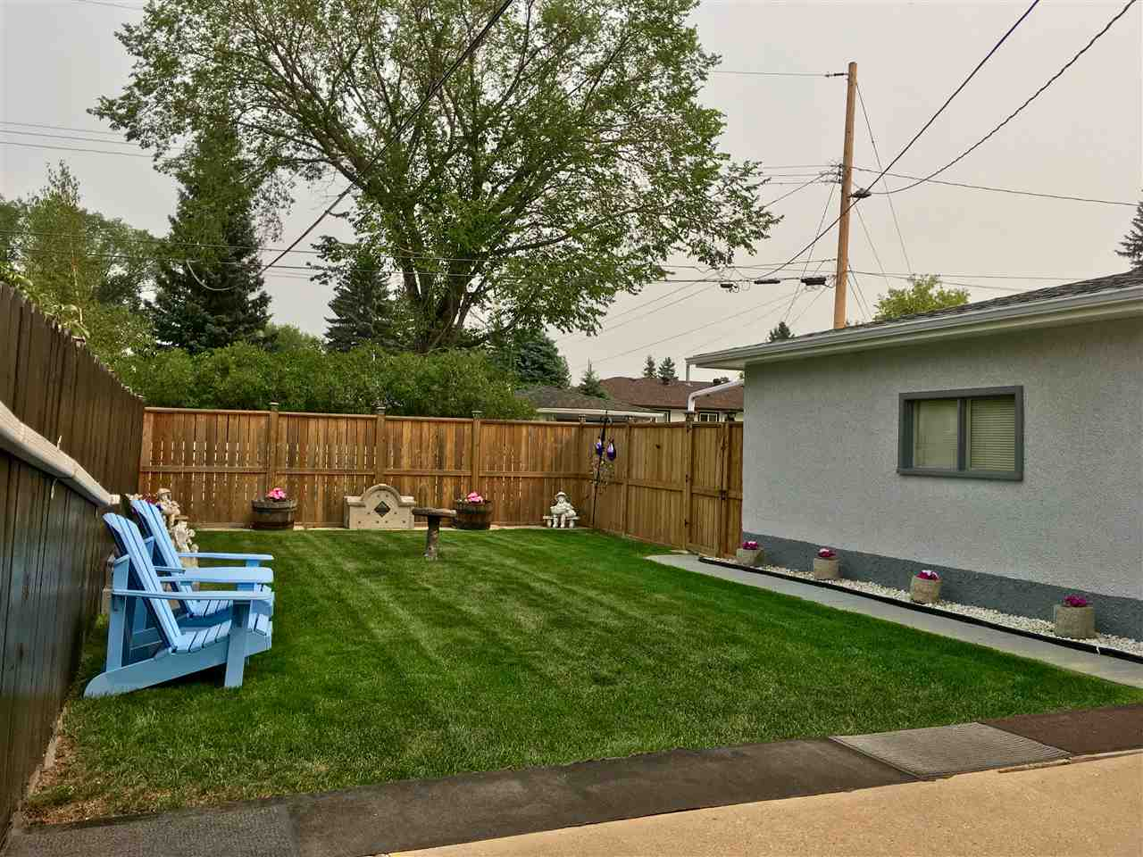 MLS® listing #E4154489 for sale located at 8005 161 Street