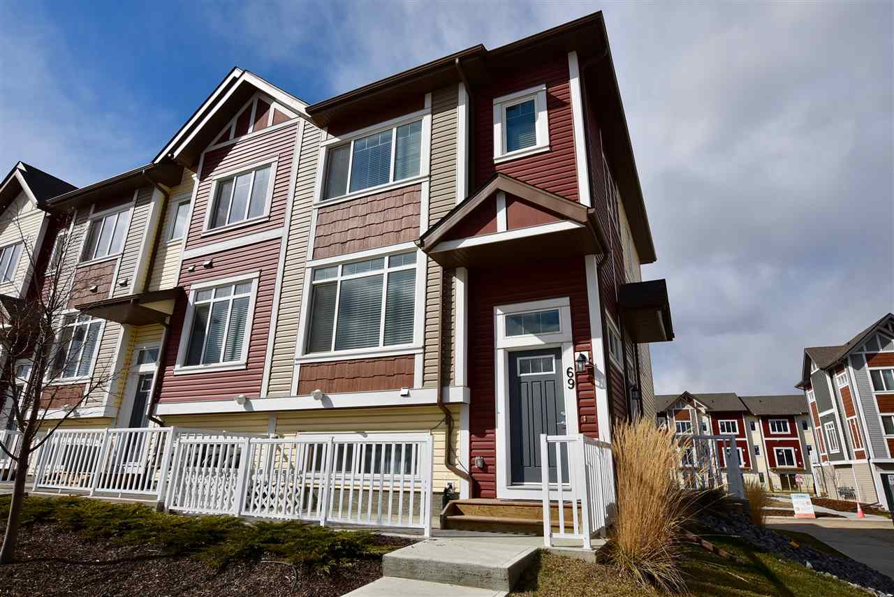 MLS® listing #E4154490 for sale located at 69 320 SECORD Boulevard