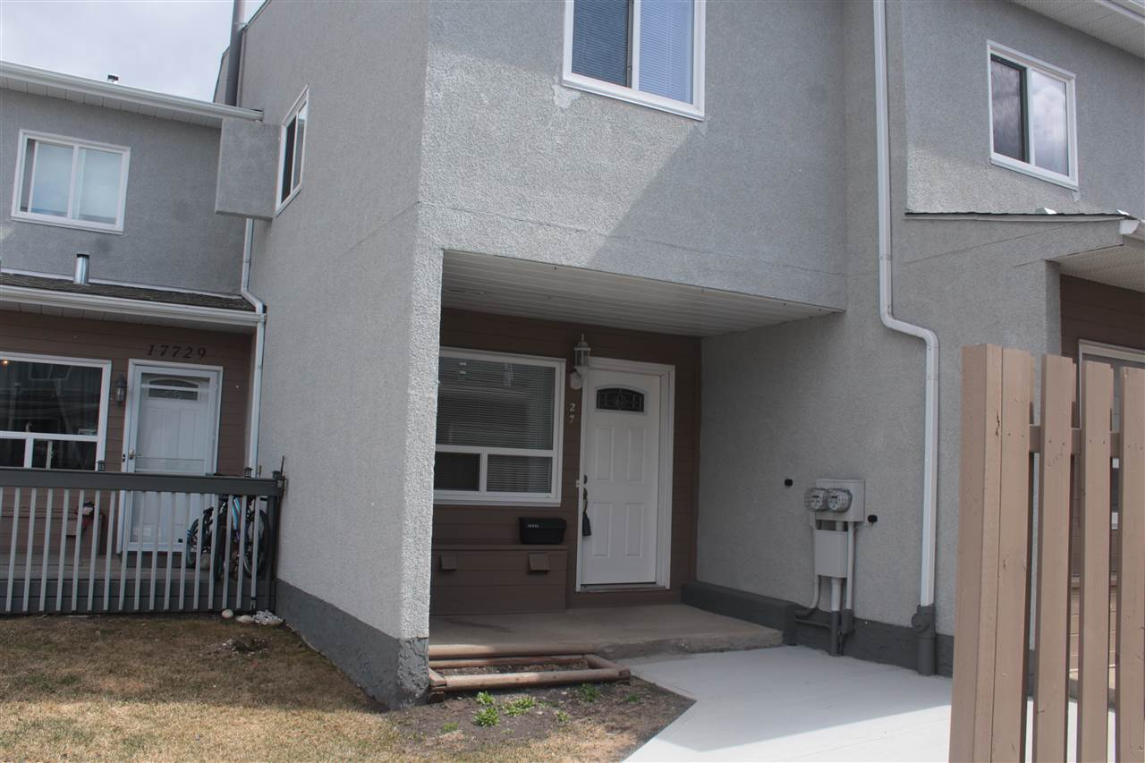 MLS® listing #E4154501 for sale located at 17727 95 Street