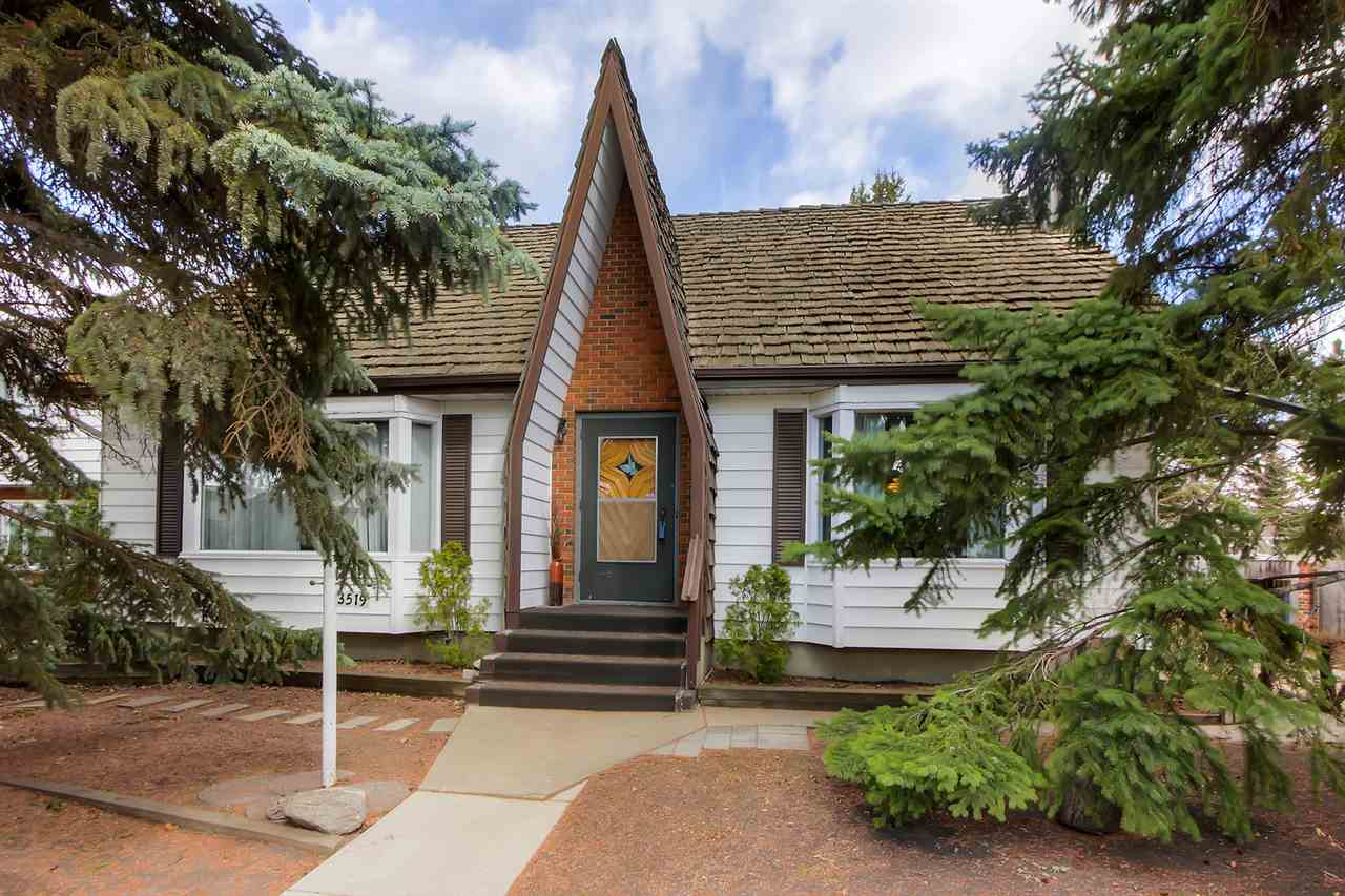 MLS® listing #E4154508 for sale located at 3519 113B Street