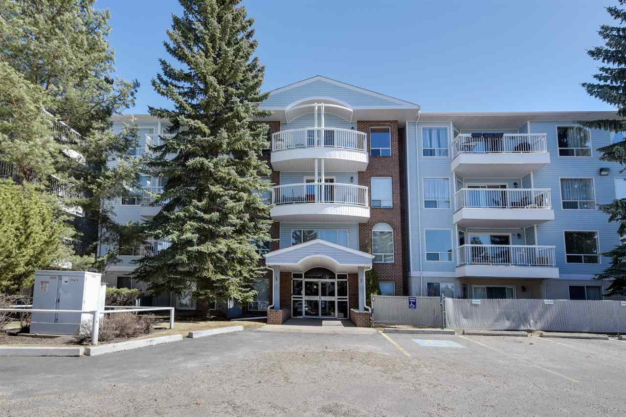 MLS® listing #E4154552 for sale located at 404 15503 106 Street