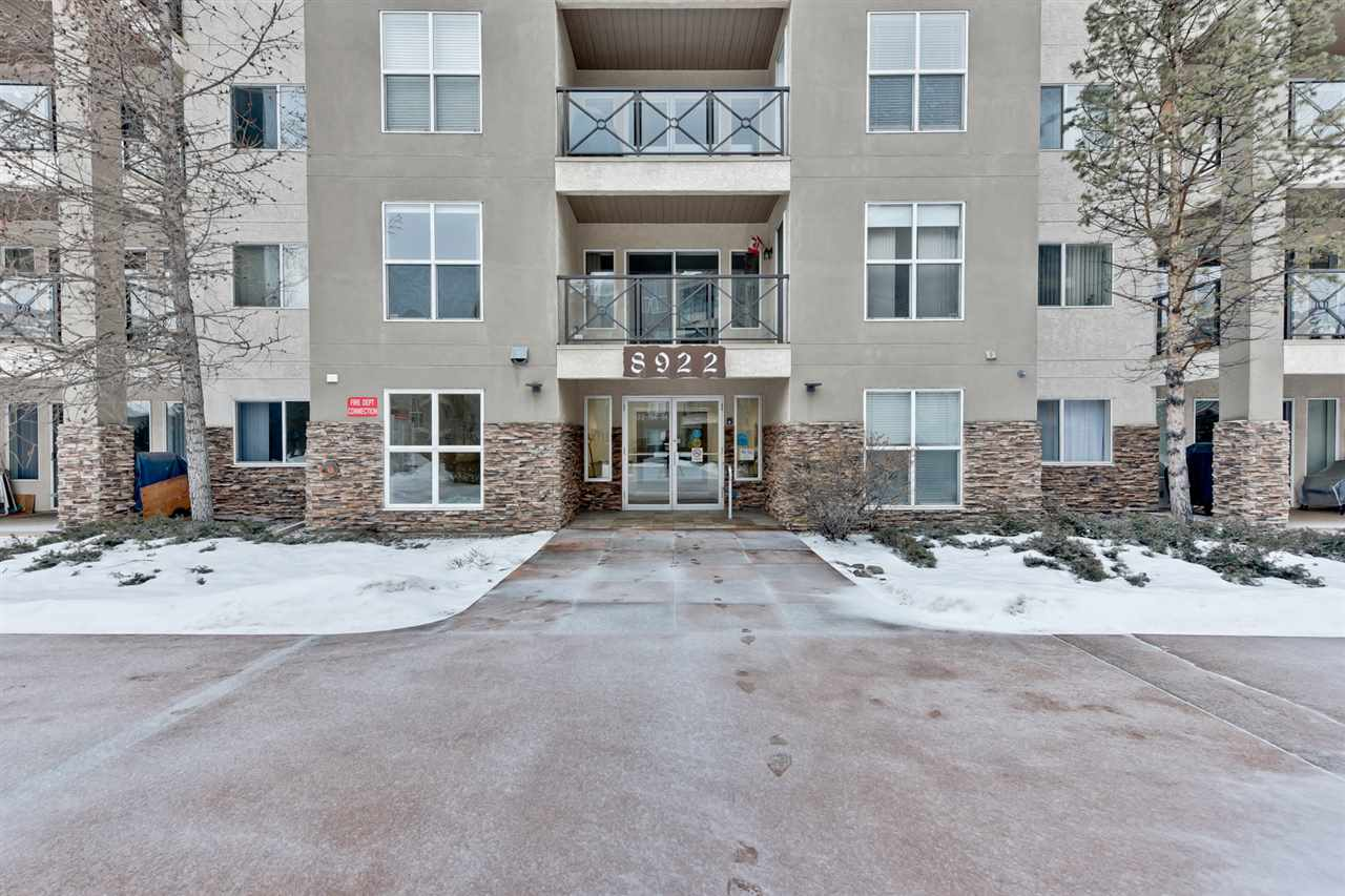 MLS® listing #E4154555 for sale located at 110 8922 156 Street