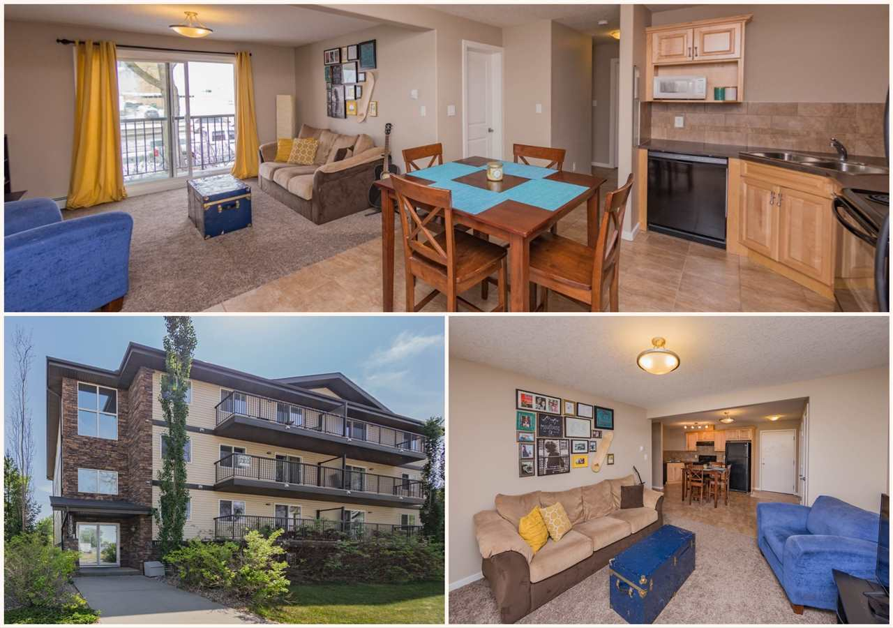 MLS® listing #E4154561 for sale located at 105 11935 106 Street
