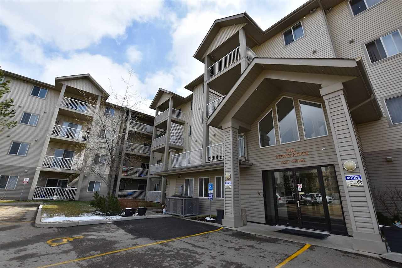 MLS® listing #E4154564 for sale located at 319 12550 140 Avenue