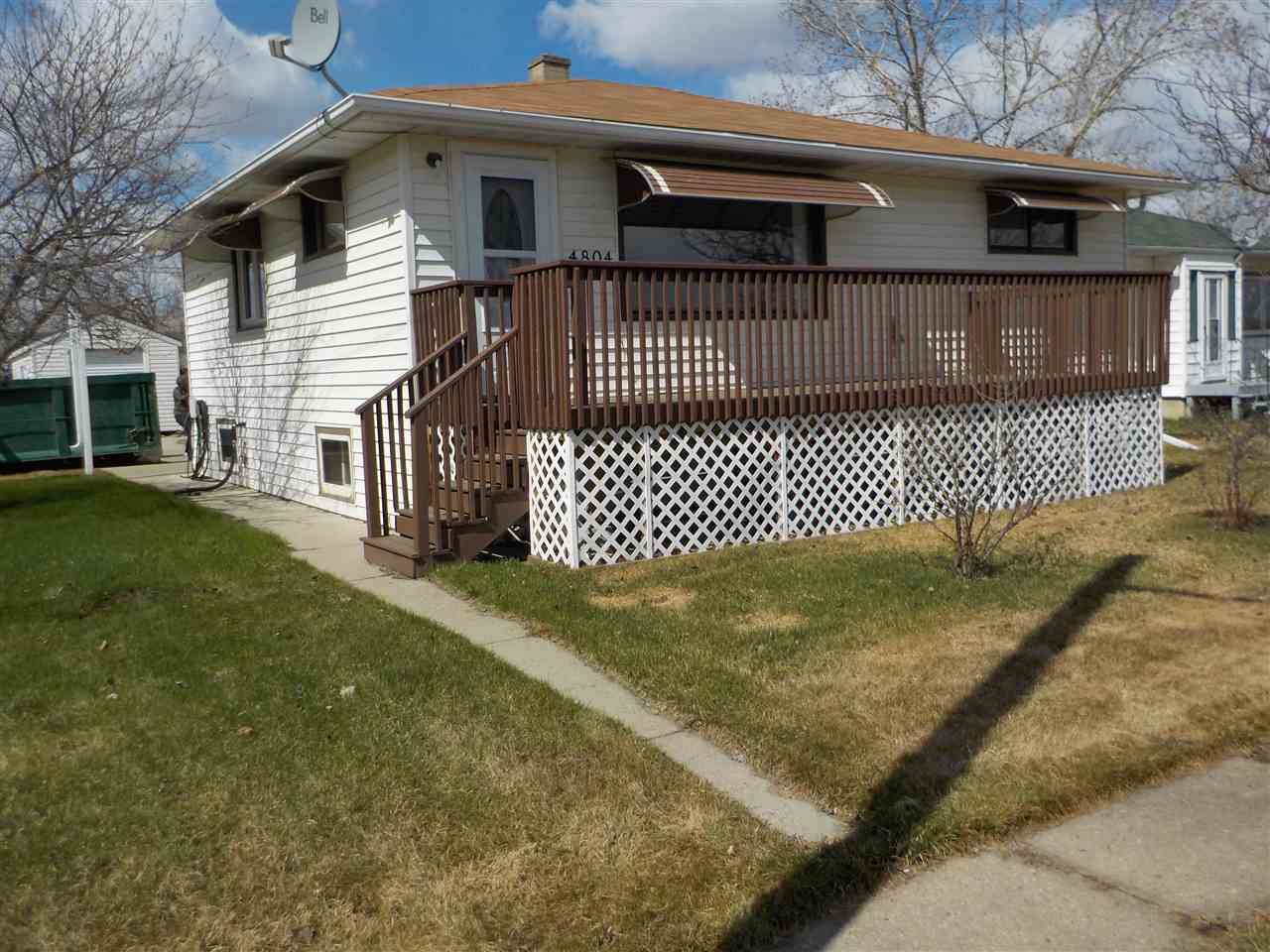 MLS® listing #E4154590 for sale located at 4804 49 Street