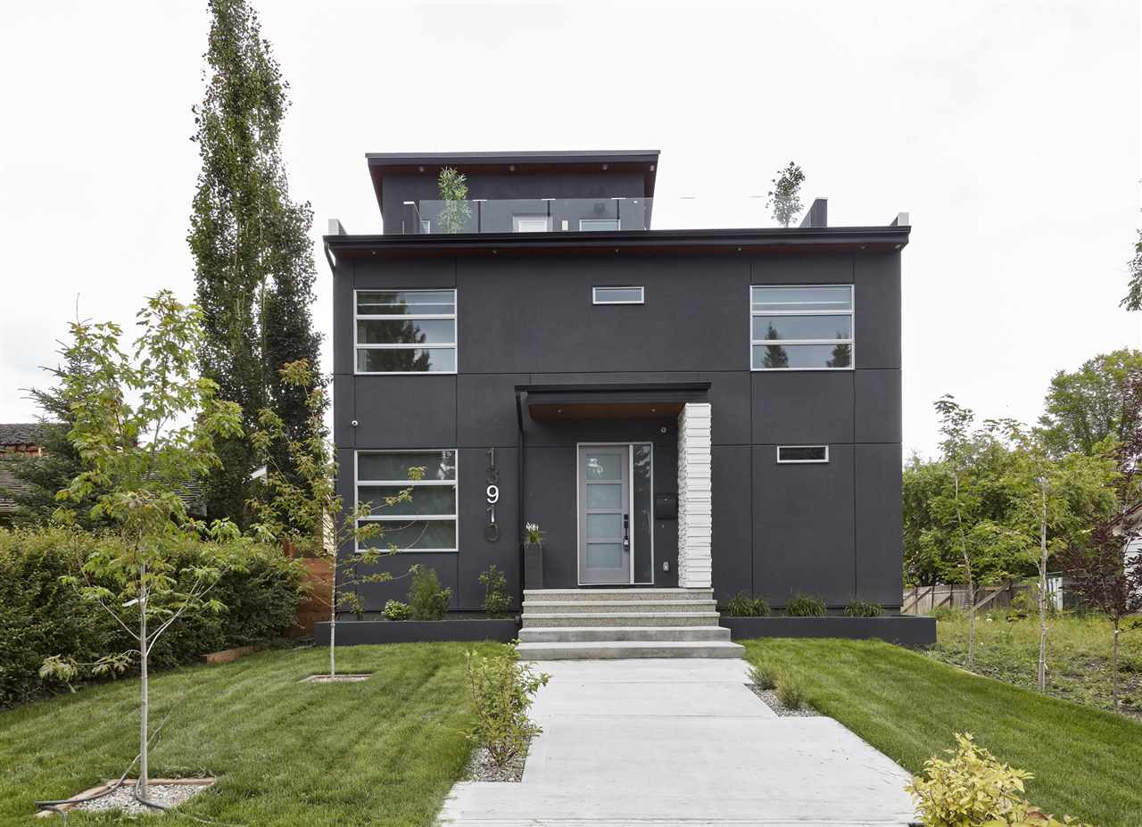 MLS® listing #E4154595 for sale located at 13910 92 Avenue