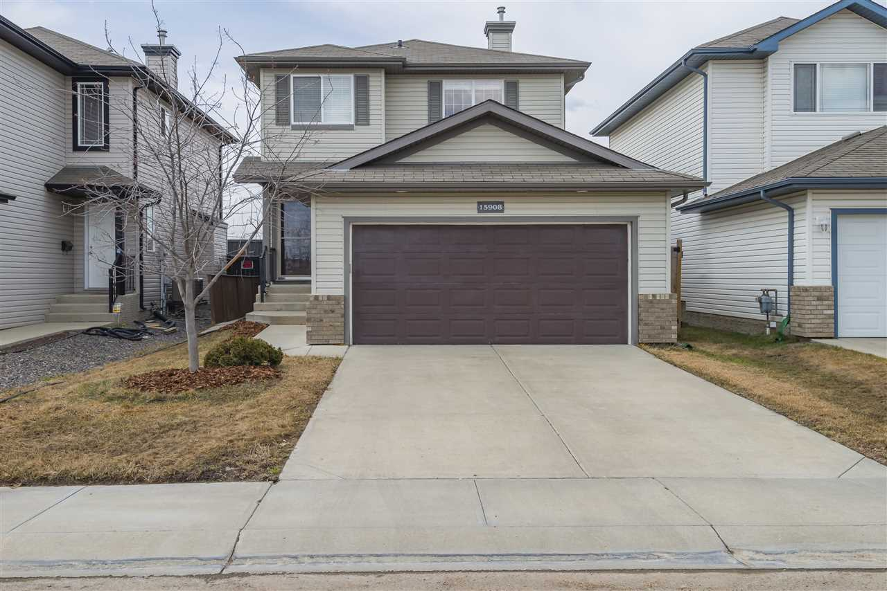 MLS® listing #E4154605 for sale located at 15908 141 Street
