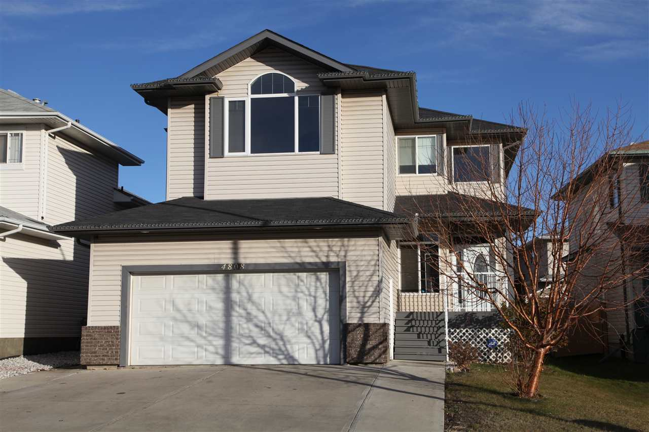 MLS® listing #E4154614 for sale located at 4808 154 Avenue