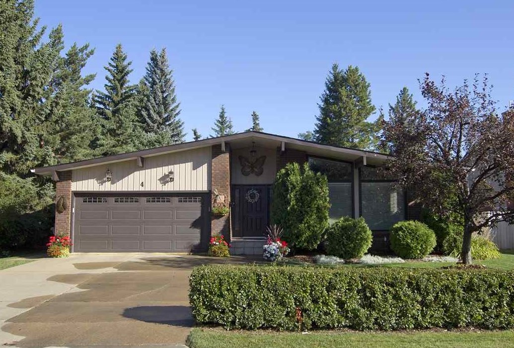 MLS® listing #E4154625 for sale located at 4 QUESNELL Crescent