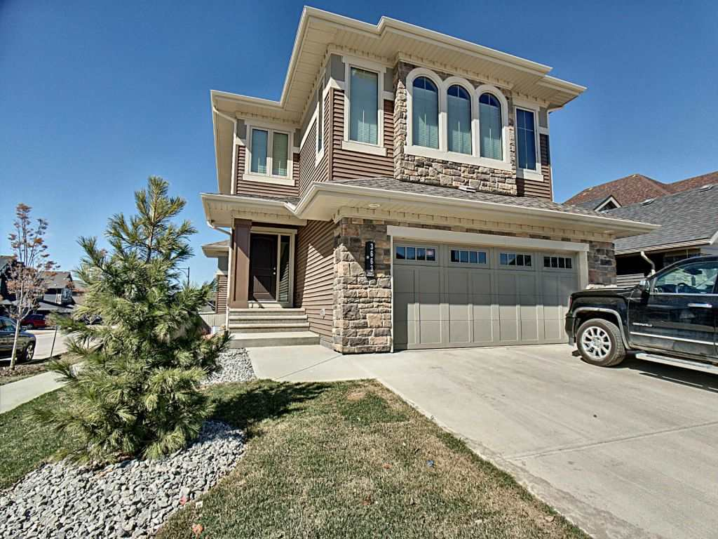 MLS® listing #E4154627 for sale located at 3663 Keswick Boulevard