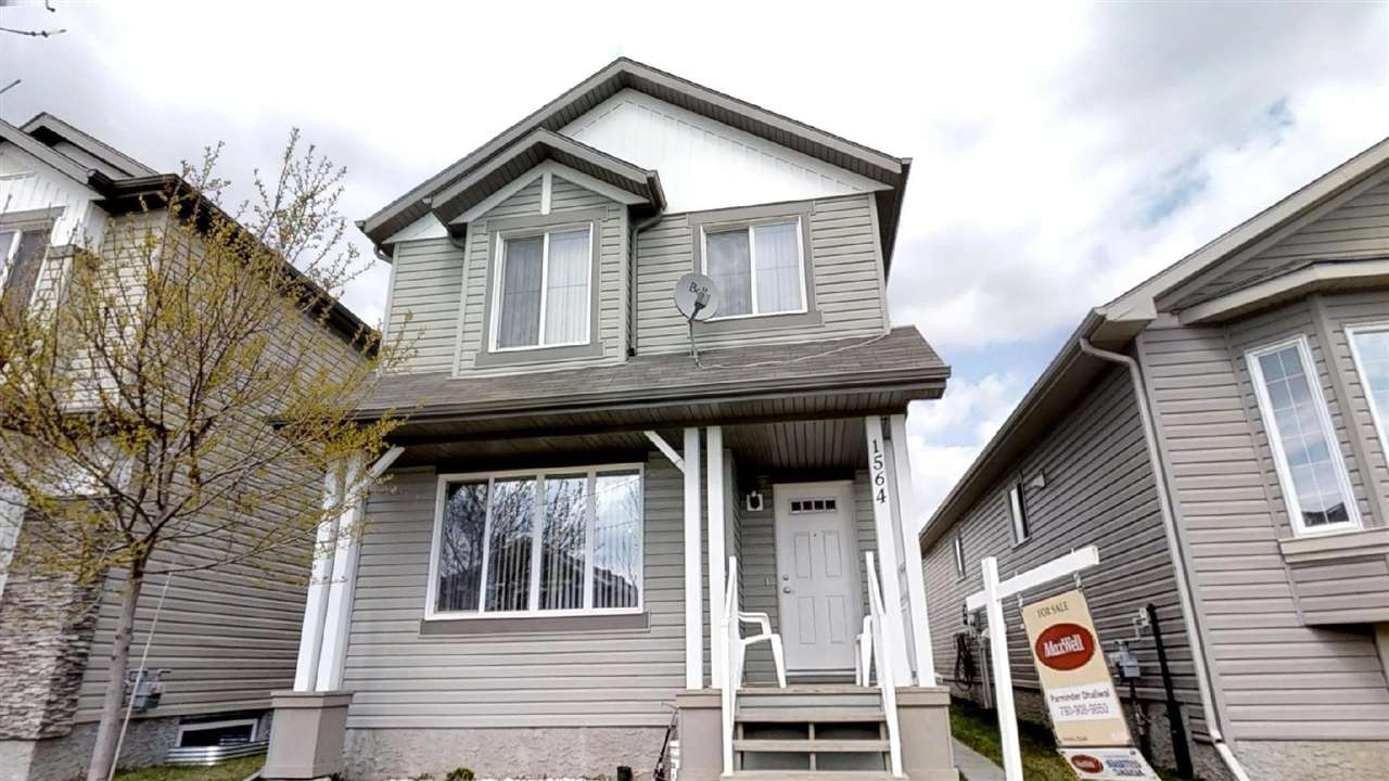 MLS® listing #E4154632 for sale located at 1564 35 Avenue