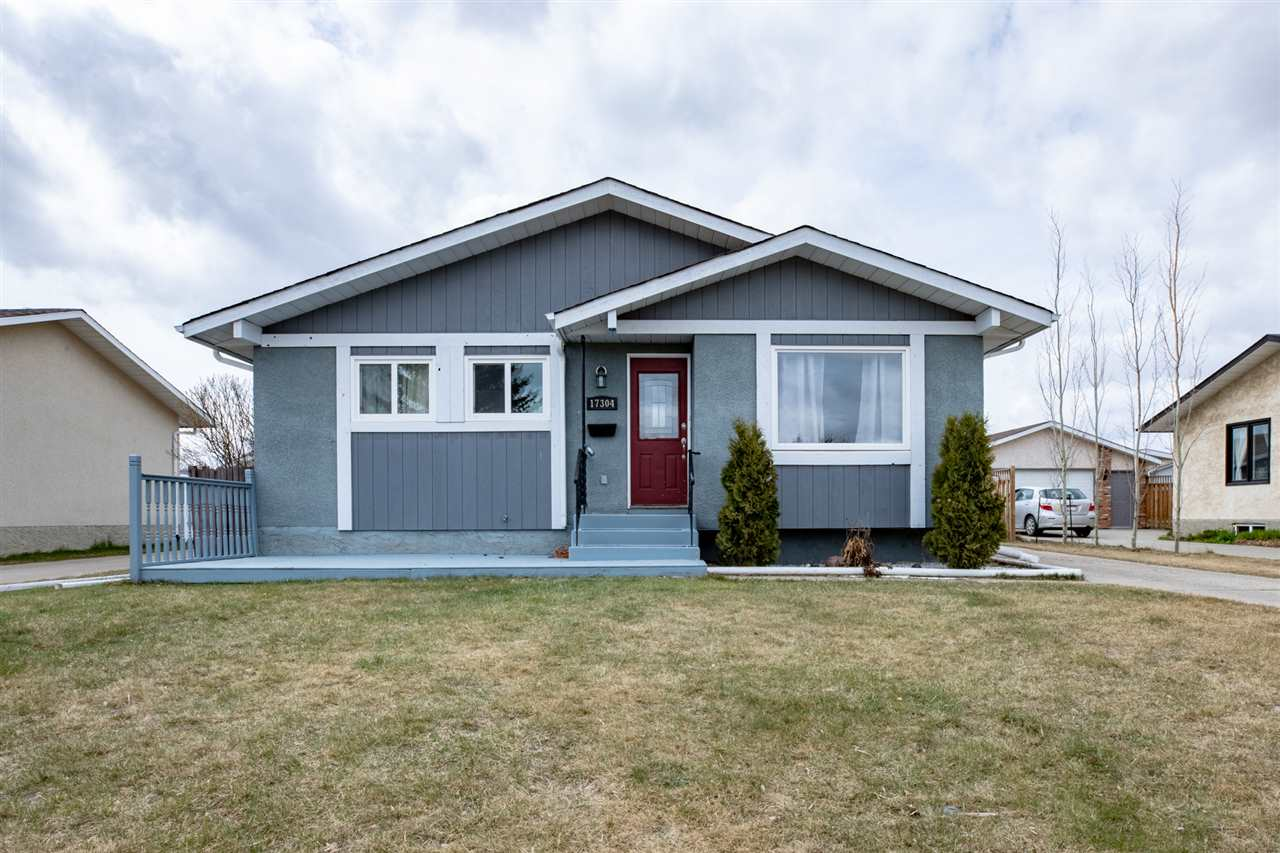 MLS® listing #E4154667 for sale located at 17304 104 Street