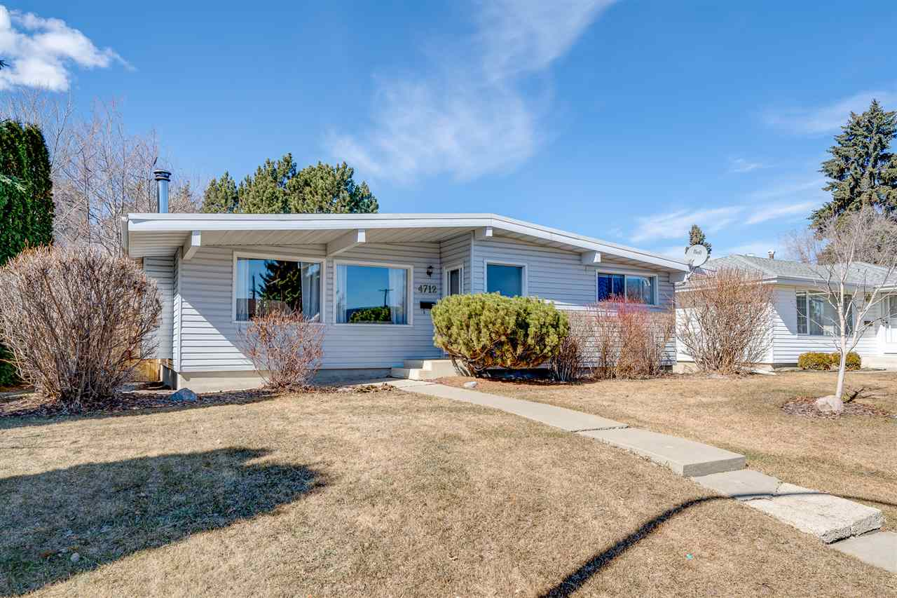 MLS® listing #E4154688 for sale located at 4712 117A Street