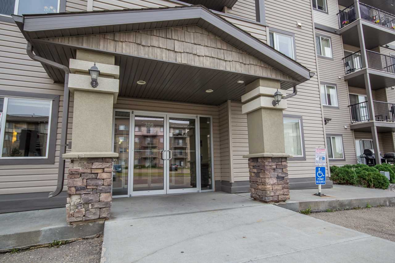 MLS® listing #E4154690 for sale located at 121 309 CLAREVIEW STATION Drive