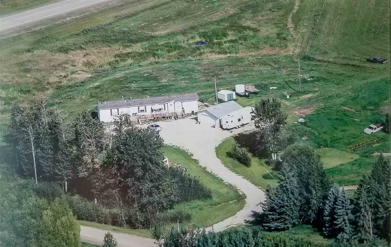 MLS® listing #E4154705 for sale located at 28022 TWP RD 545