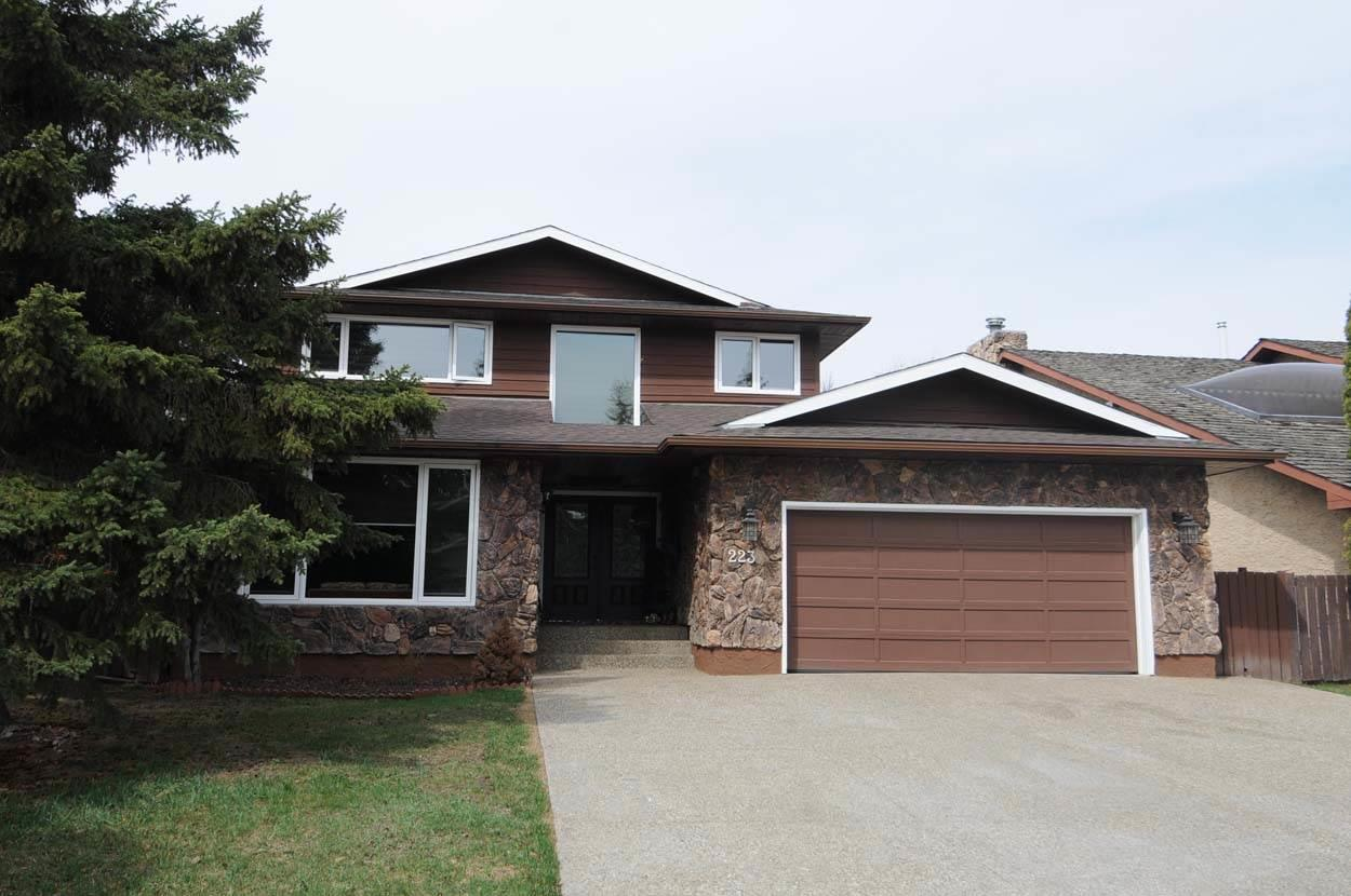 MLS® listing #E4154735 for sale located at 223 Gariepy Crescent