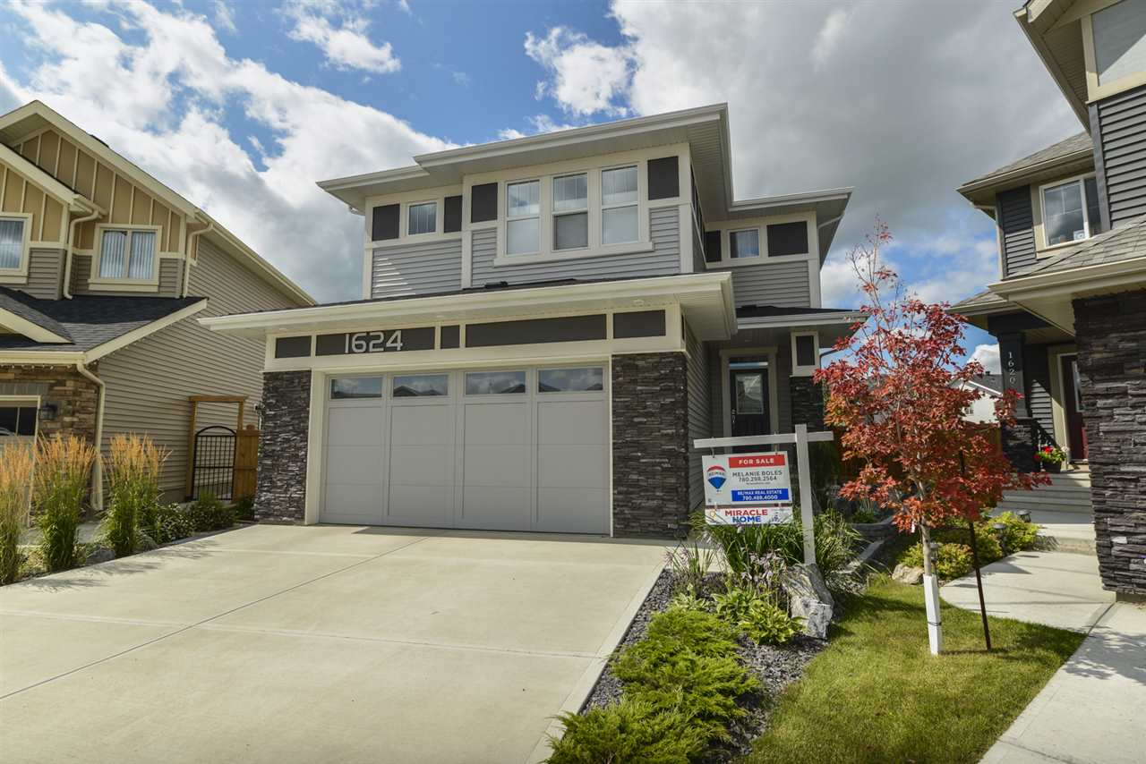MLS® listing #E4154740 for sale located at 1624 158 Street