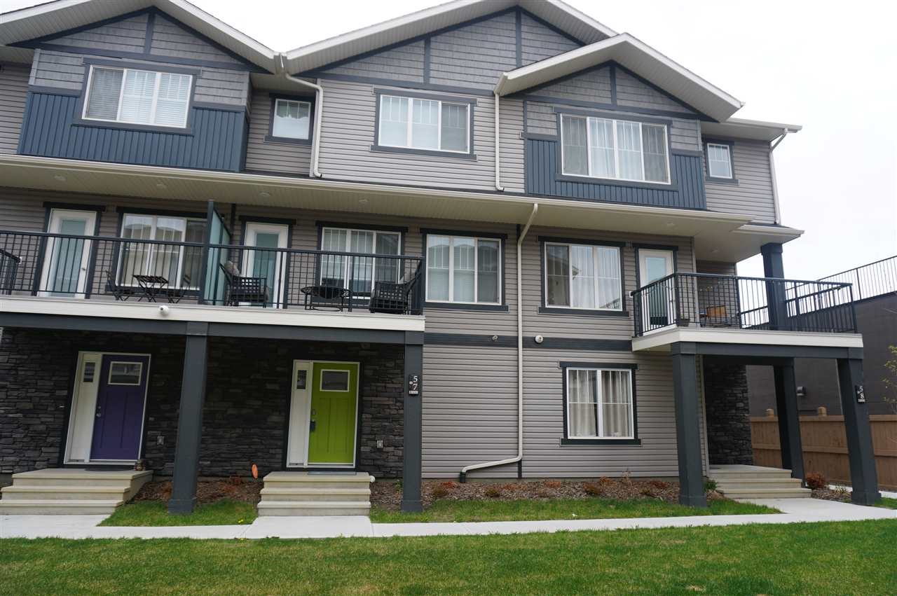 MLS® listing #E4154744 for sale located at 57 12815 Cumberland Road
