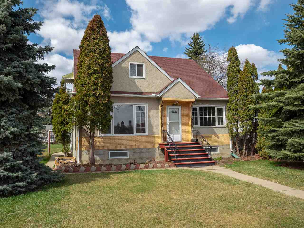 MLS® listing #E4154746 for sale located at 11444 104 Street
