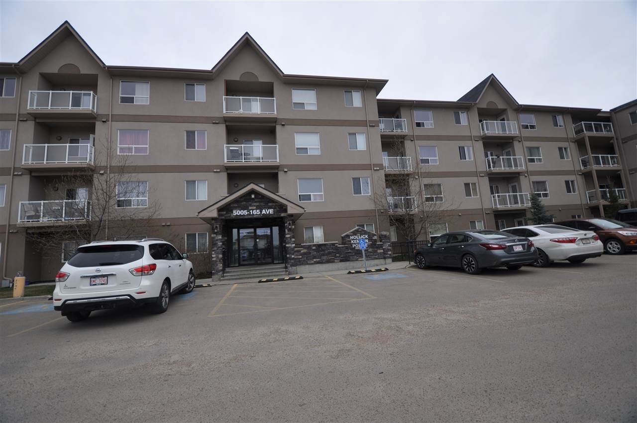 MLS® listing #E4154753 for sale located at 208 5005 165 Avenue