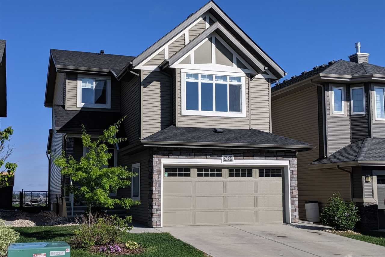 MLS® listing #E4154767 for sale located at 2096 Redtail Common