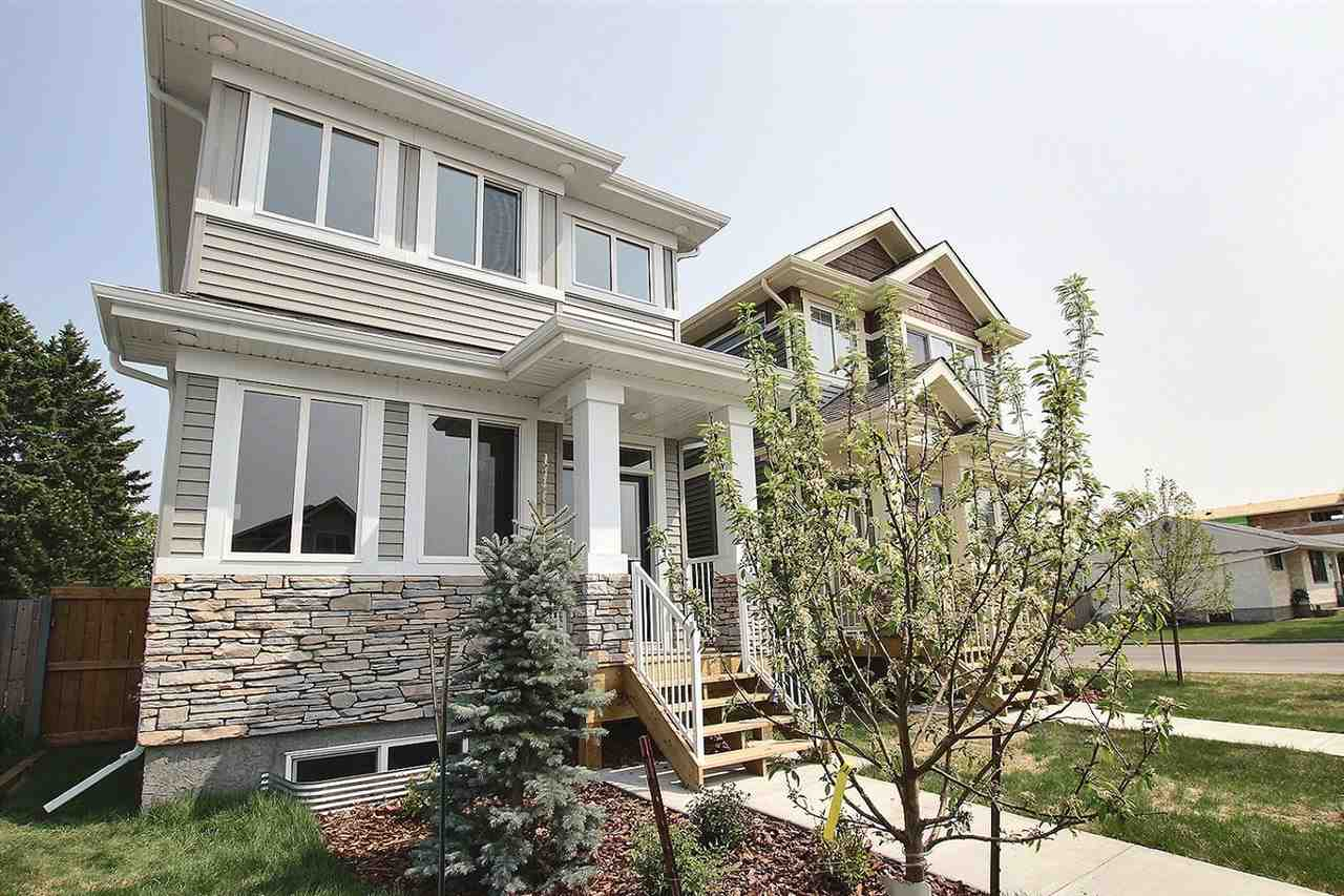 MLS® listing #E4154819 for sale located at 9103 151 Street