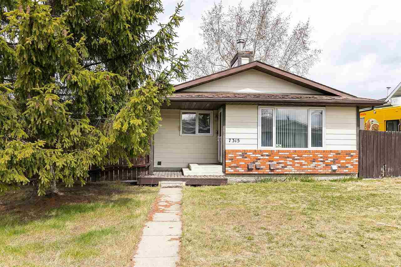 MLS® listing #E4154839 for sale located at 7315 181 Street