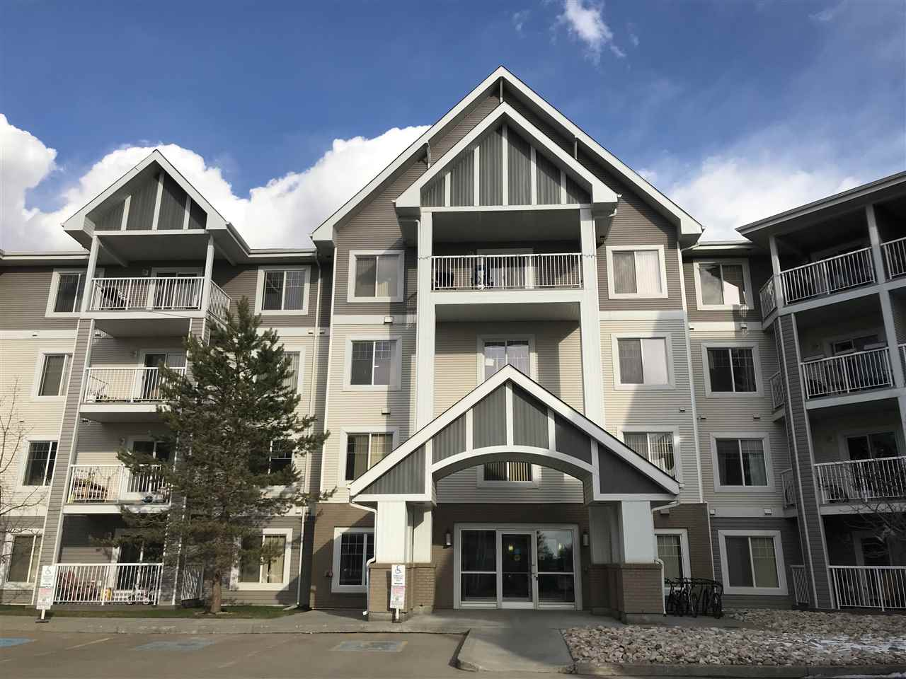 MLS® listing #E4154845 for sale located at 401 4403 23 Street