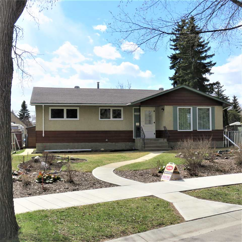 MLS® listing #E4154900 for sale located at 12336 134 Street