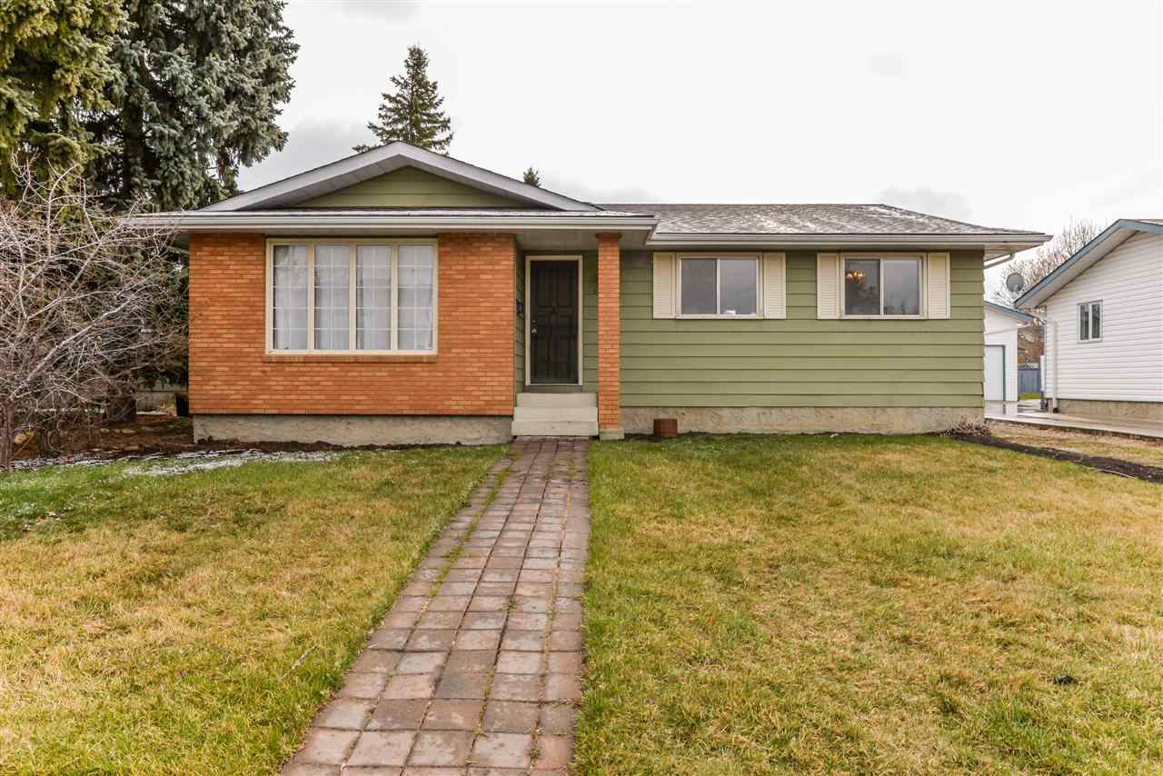 MLS® listing #E4154921 for sale located at 17311 108 Street