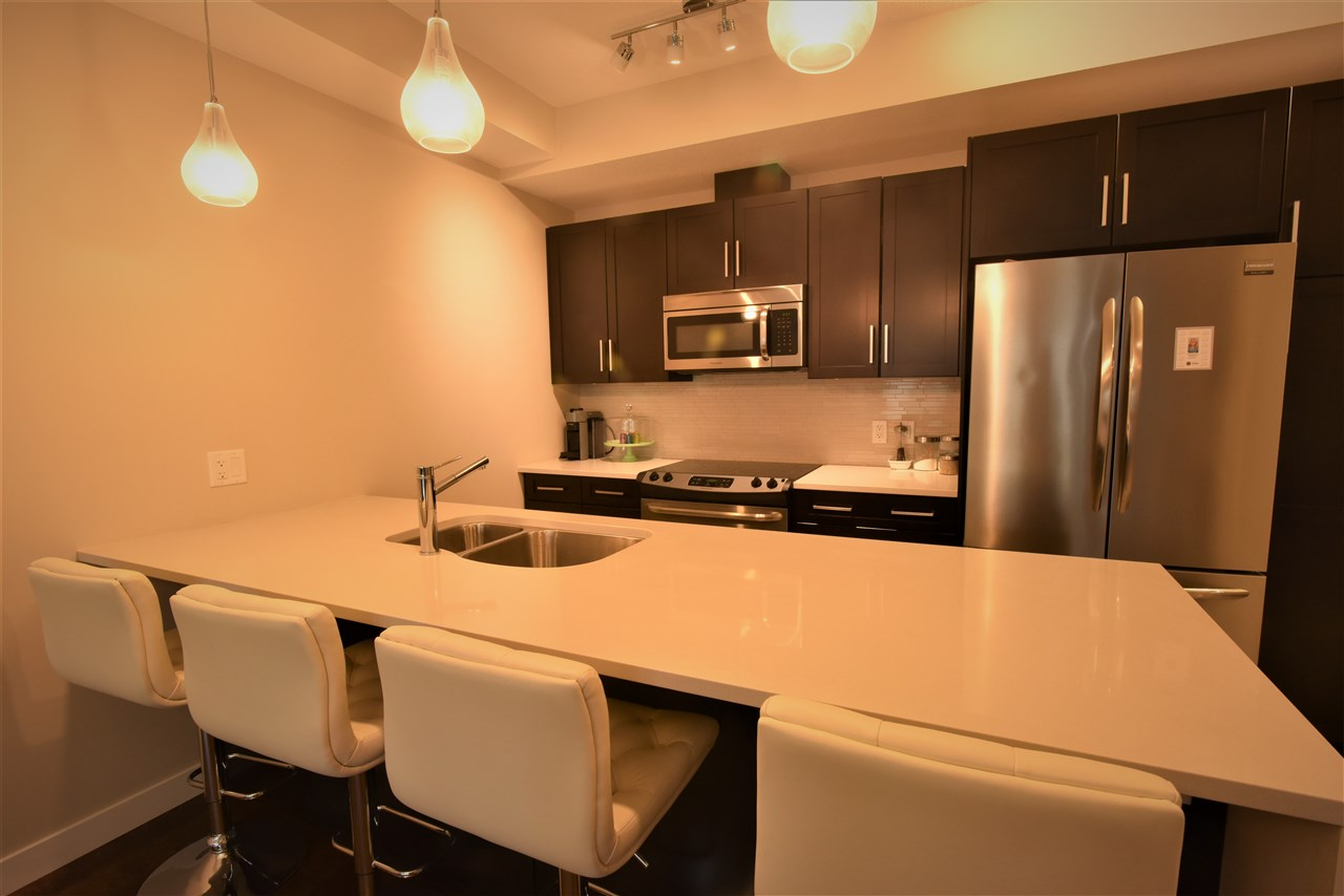 MLS® listing #E4154927 for sale located at 213 625 LEGER Way