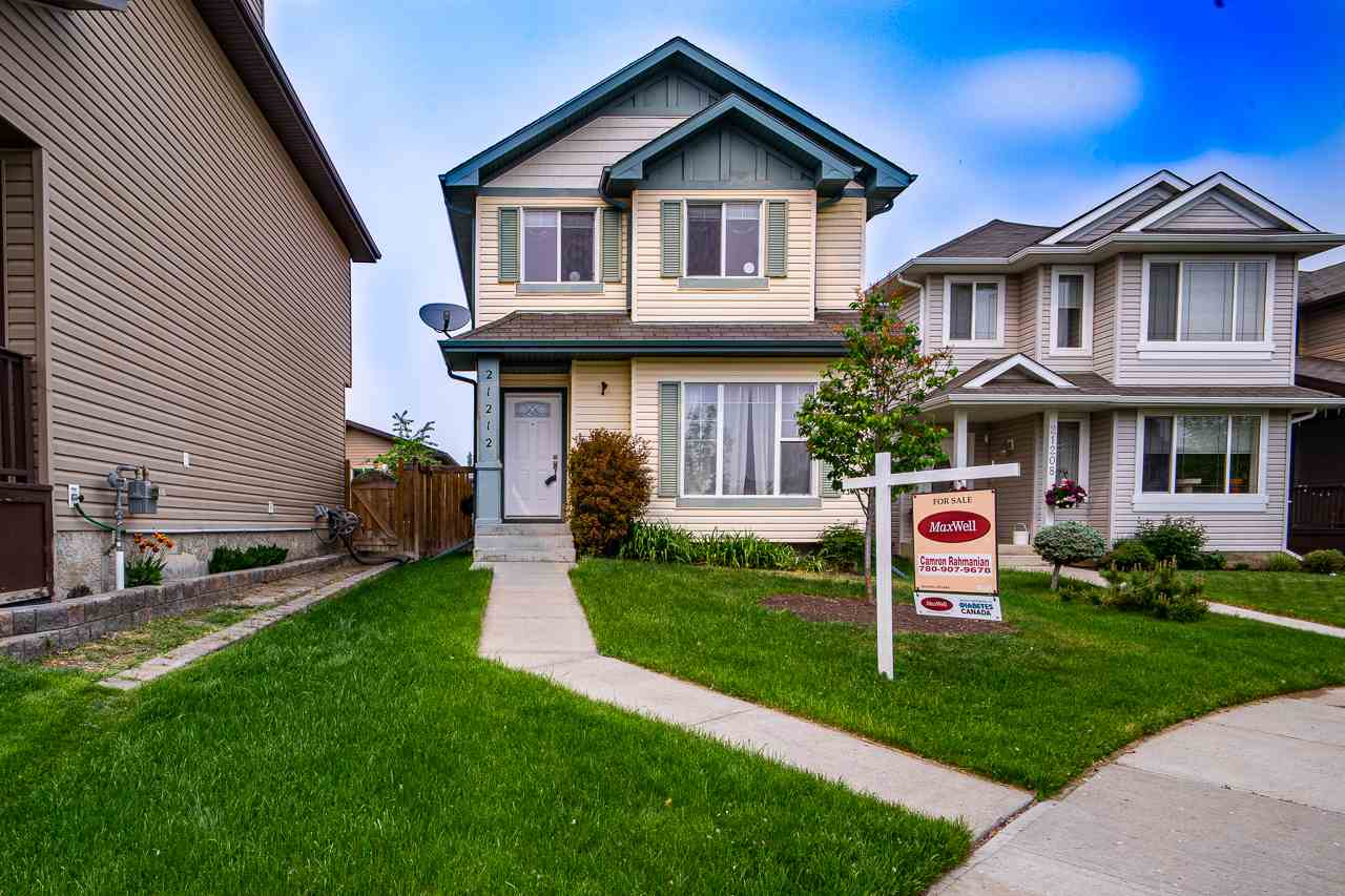 MLS® listing #E4154951 for sale located at 21212 91 Avenue