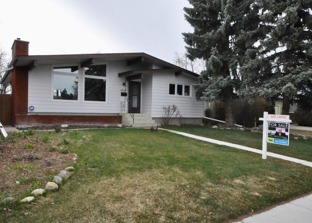 MLS® listing #E4154968 for sale located at 4816 122A Street