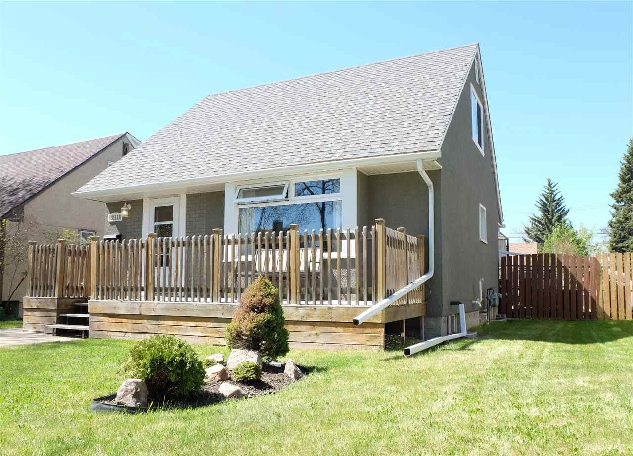 MLS® listing #E4155086 for sale located at 12118 126 Street