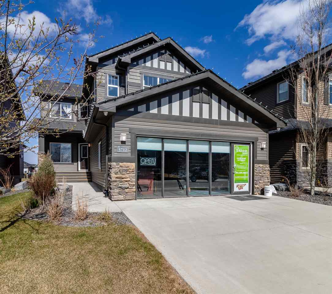 MLS® listing #E4155099 for sale located at 5712 Greenough Landing