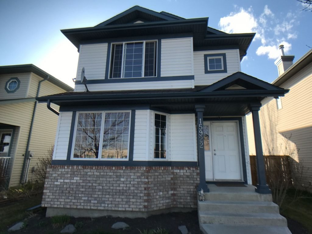 MLS® listing #E4155116 for sale located at 15922 139 Street